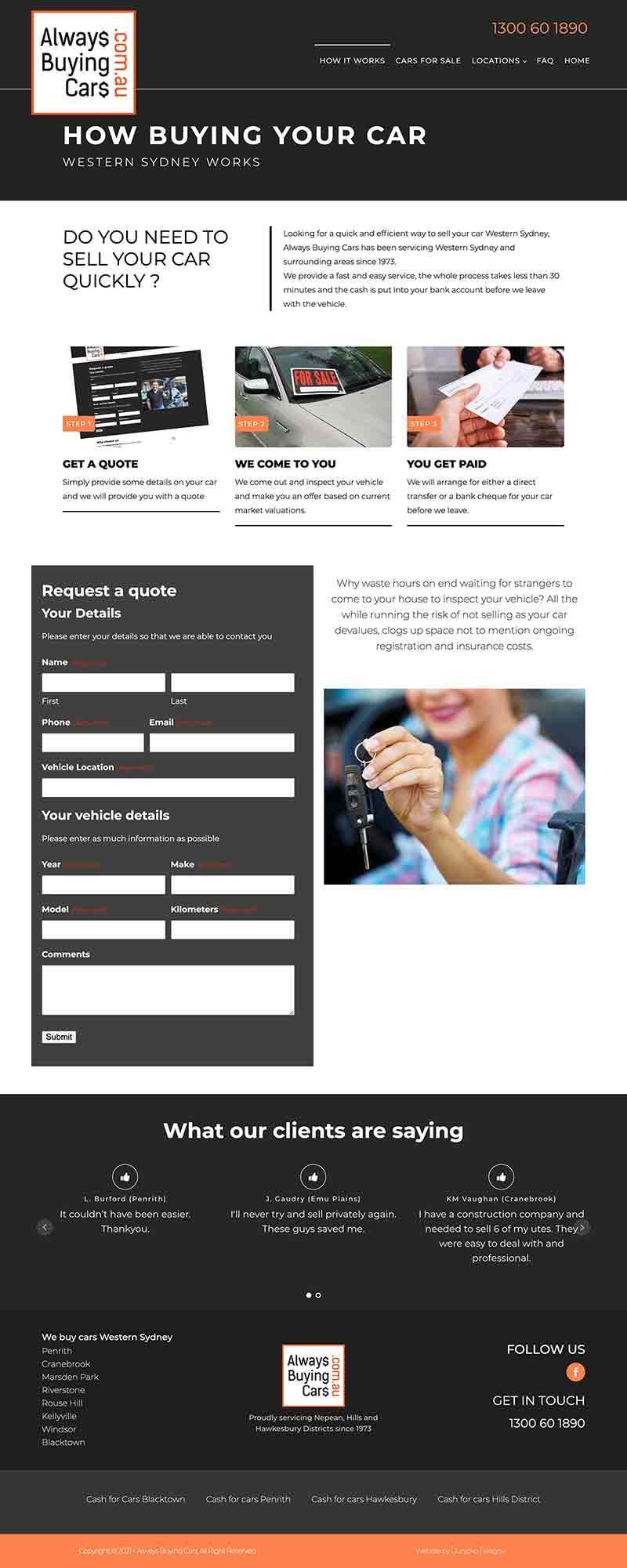 Car Yard Websites