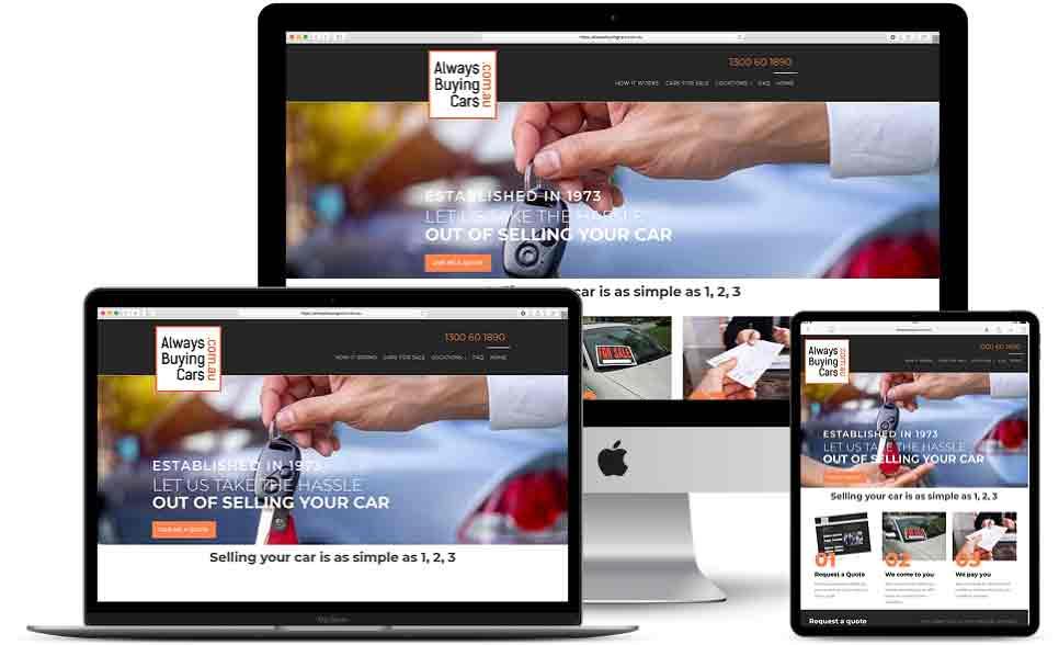 website design hawkesbury river