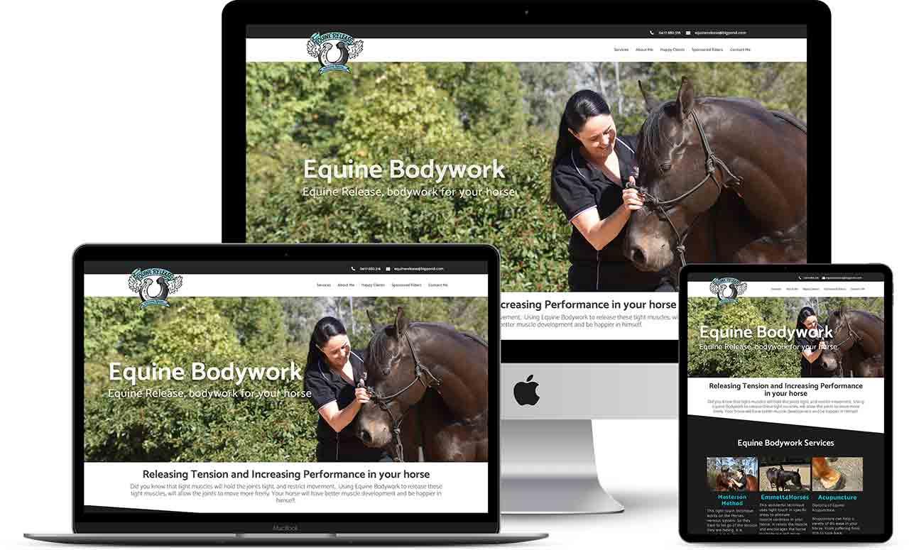 equine websites