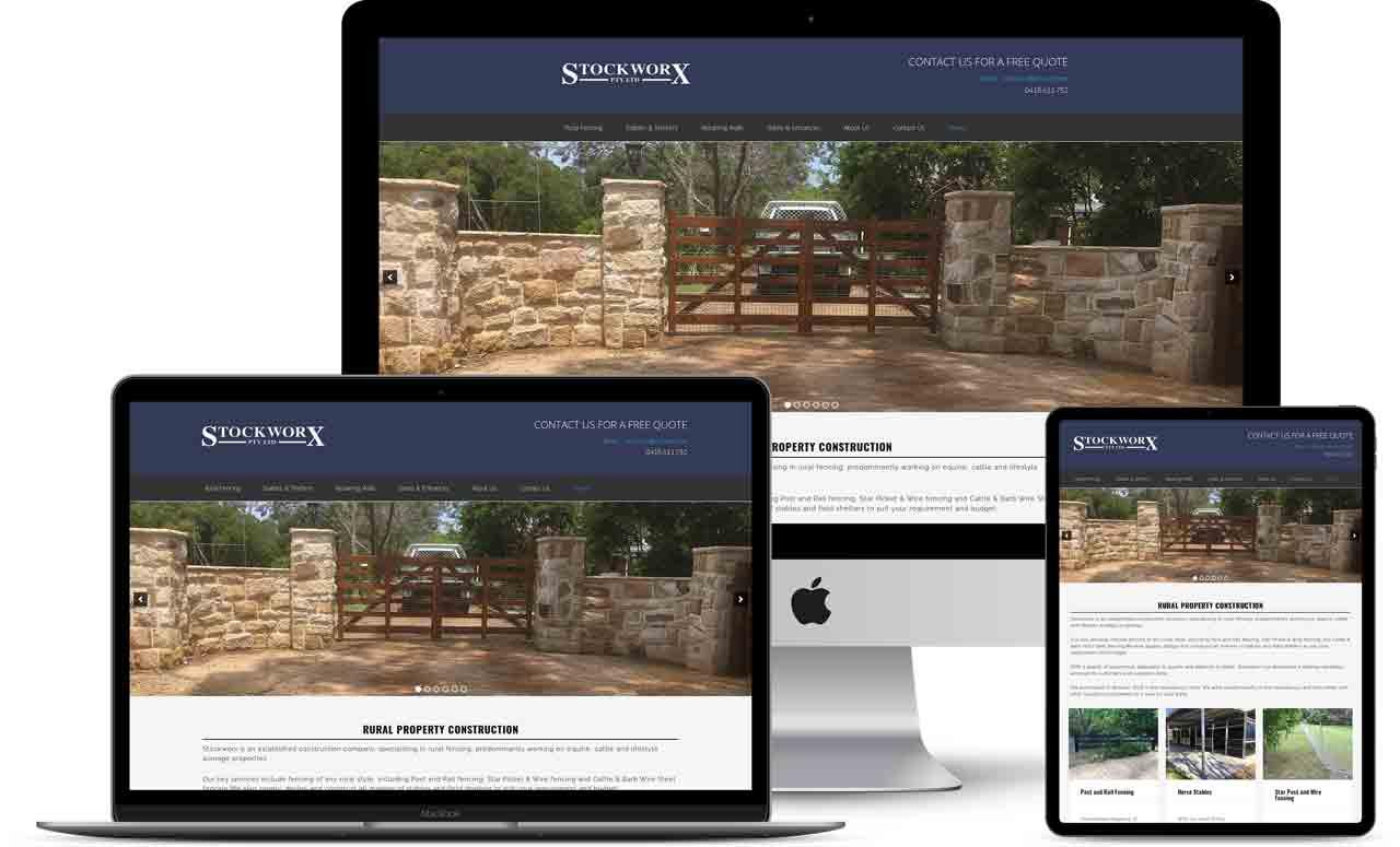 Rural Fencing Websites
